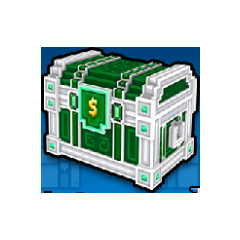 Medium Clan Chest (opened via microtransaction)