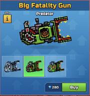 Predator BigFatalityGun