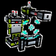 Sniper Exoskeleton