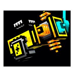 Tesla Cannon (PGW) | Pixel Gun Wiki | FANDOM powered by Wikia
