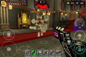 Pixelgun3d beastiary knight golem by arbiter7734-dahsacn