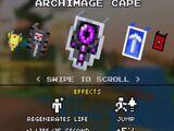 Archimage Cape