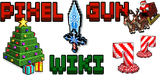 Pixel Gun Wiki 2018 Christmas Logo