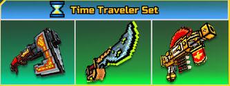 Time Traveler Set