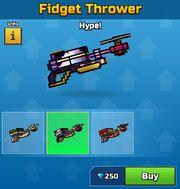 Hype! Fidget Thrower