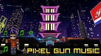 Parkour City 3018 - Pixel Gun 3D Soundtrack