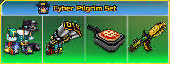 Cyber Pilgrim Set