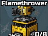 Flamethrower (Fort Object)