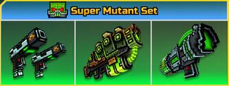 Super Mutant Set