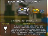 Iron Miner Helmet