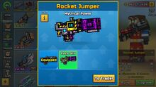 Mythical Power - Rocket Jumper