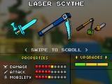Laser Scythe