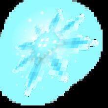 Sharp snowflake icon1 big