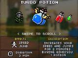 Turbo Potion