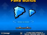 Fake Bonus