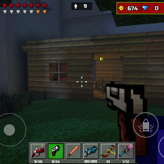 Second cabin.
