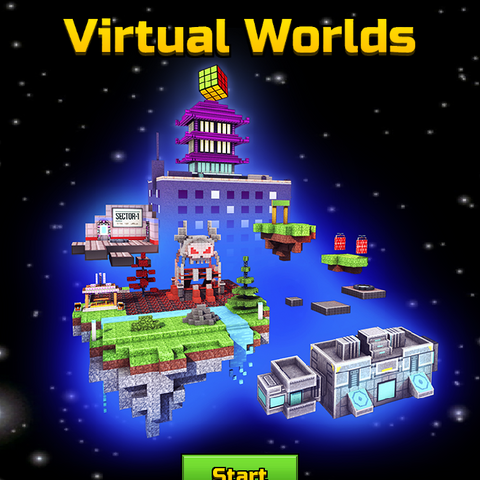 Virtual Worlds' appearance.