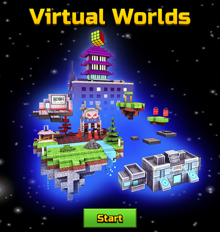 Virtual Worlds | Pixel Gun Wiki | FANDOM powered by Wikia