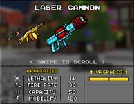 Laser Cannon (New)