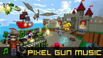Fort Siege - Pixel Gun 3D Soundtrack