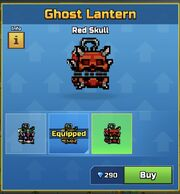 RedSkull GhostLantern