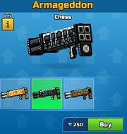 Chess Armageddon