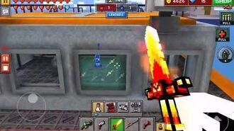 【Pixel Gun 3D】lucky strike