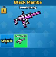 Frozen Candy Black Mamba