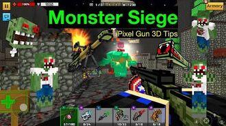 Pixel Gun 3d Tips- Siege Tips