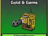 Gold & Gems (Tower)