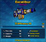 13Excalibur