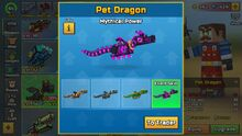 Mythical Power - Pet Dragon