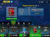 Napalm Barrel