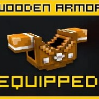 Wooden Armor: 1700 coins, 25 shields, low defense.