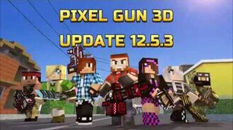 Pixel Gun 3D Update 12.5.3 preview