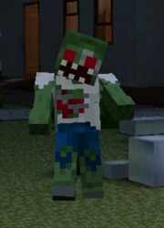 Injured Zombie