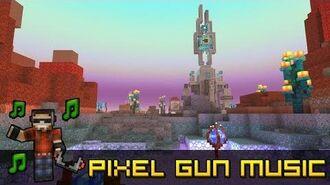 Alien Planet - Pixel Gun 3D Soundtrack