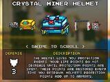 Crystal Miner Helmet