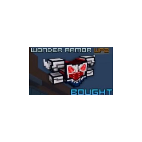 Wonder Armor Up2.