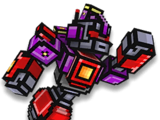 Transformed Machine Gun