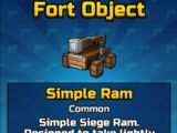 Simple Ram