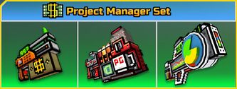 Project Manager Set