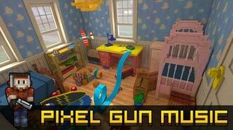 War of Toys - Pixel Gun 3D Soundtrack