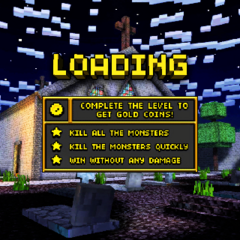 The old Cemetery loading screen.
