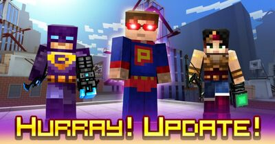PGW Superheroes
