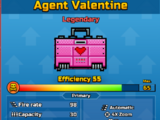 Agent Valentine