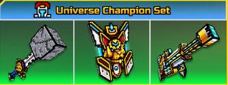 Universe Champion Set