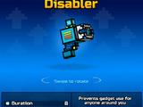 Disabler