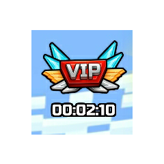 Duration of a VIP account.