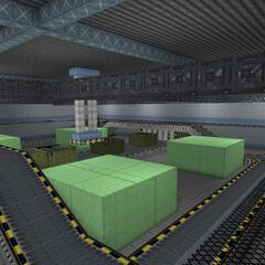 How Facility looked like before it was officially released.